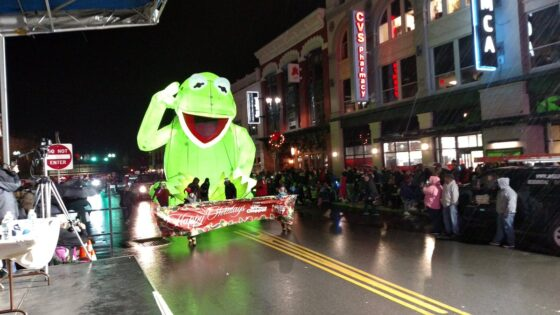 Kermit Cold Air Lighted