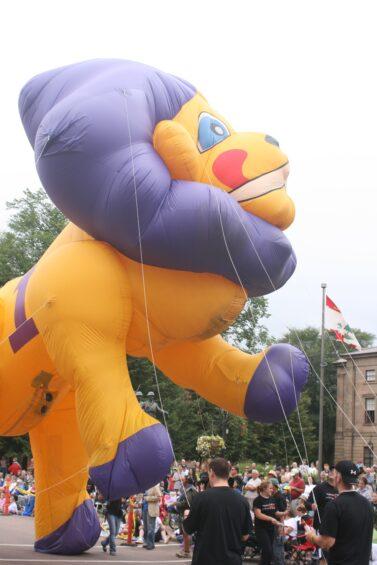 Leo Lion Parade Balloon