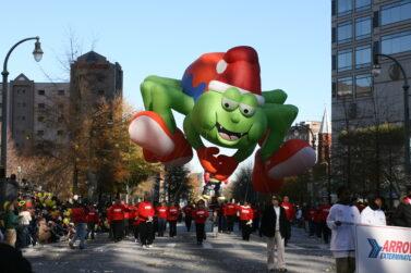 Miss Muffet's Spider Parade Balloon
