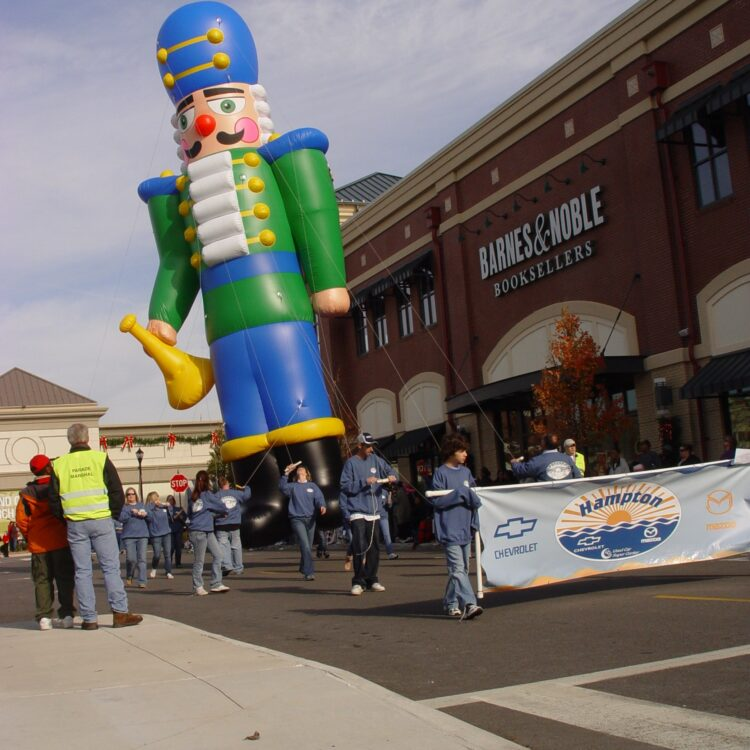 Nutcracker Toy Soldier Parade Balloon