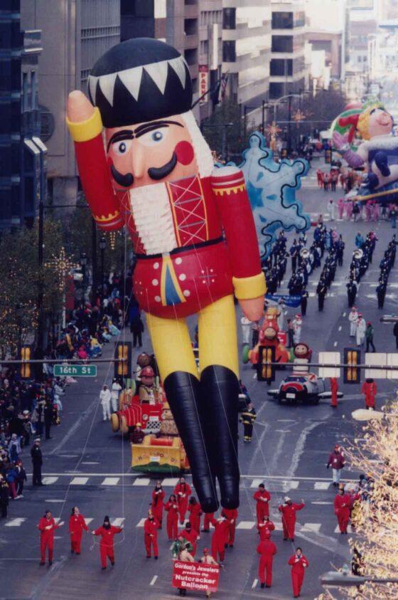 Nutcracker Parade Balloon