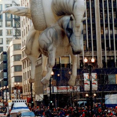 Pegasus Parade Balloon