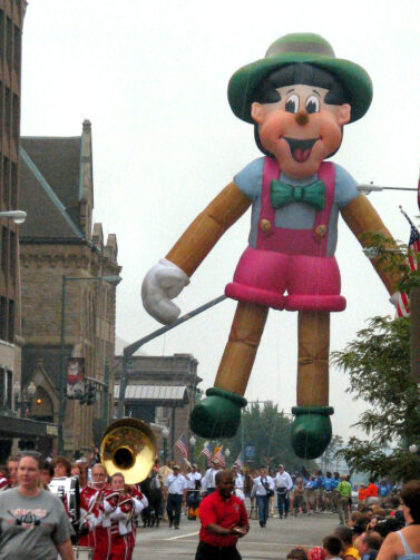 Pinocchio Parade Balloon