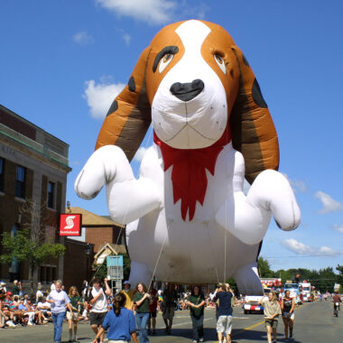 Puppy Dog Parade Balloon
