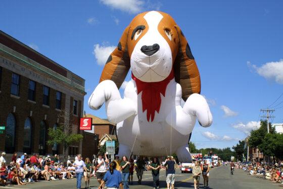 Puppy Dog Parade Balloon