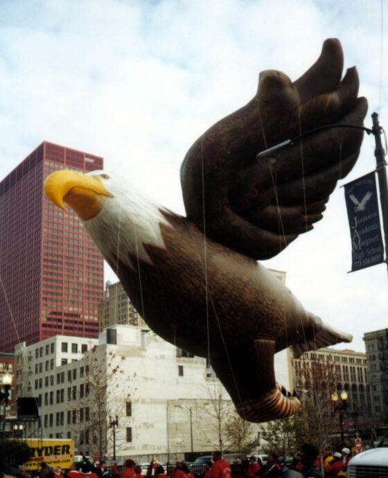 Regal Eagle Parade Balloon