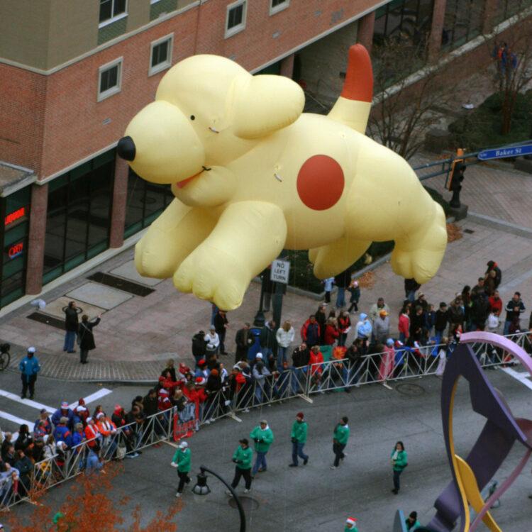 Spot the Dog Parade Balloon