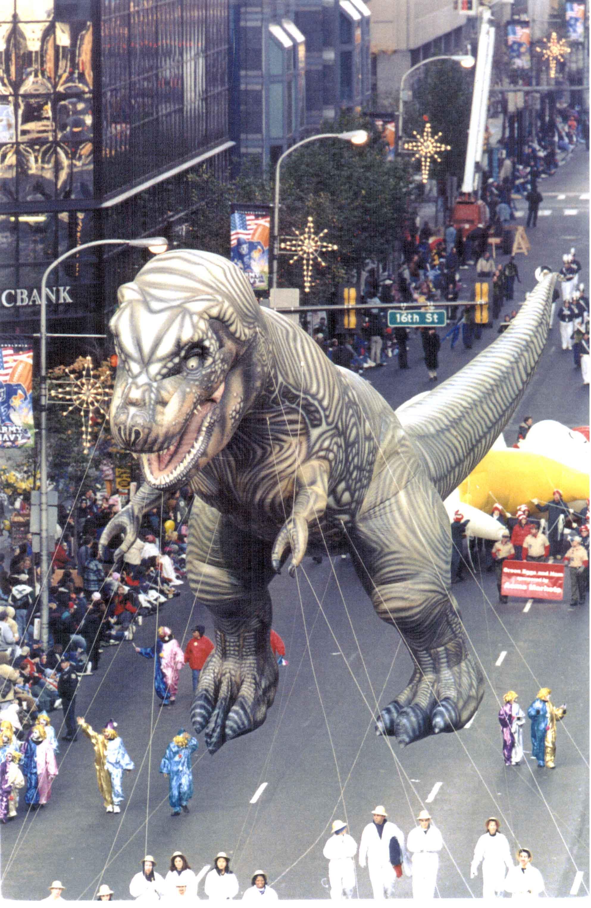 T-Rex Dinosaur Parade Balloon