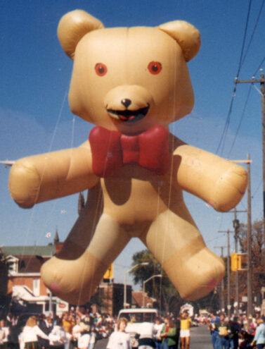 Teddy Bear Parade Balloon