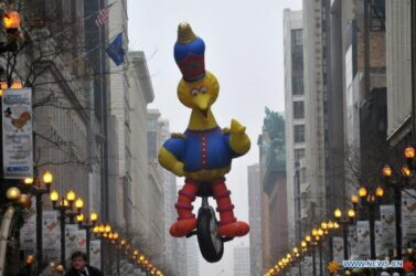 Big Bird Parade Balloon