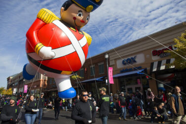 Toy Soldier Parade Balloon