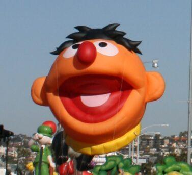 Ernie Sesame Street