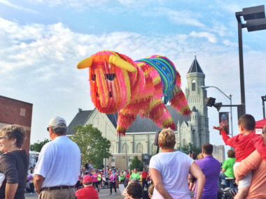Pinata Parade Balloon