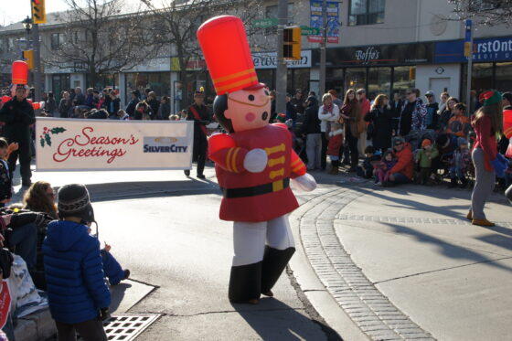 Toy Soldier Inflatable Costume