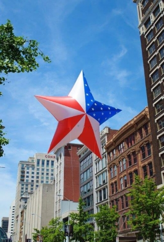 22' Star Parade Balloon