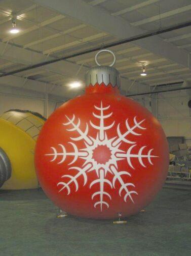 Christmas Ornament Parade Balloon