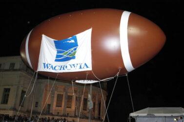 Football Parade Balloon