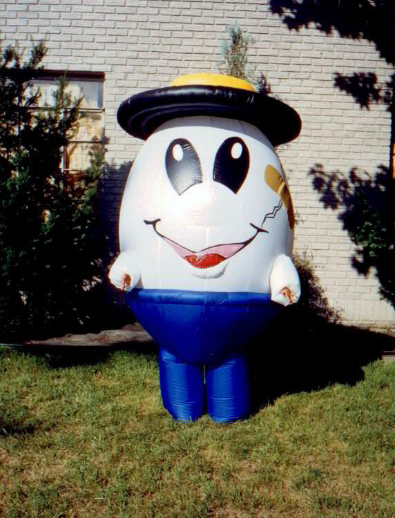 Humpty Dumpty Inflatable Costume