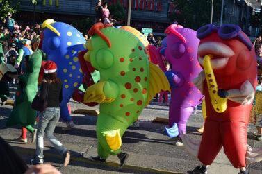 Jazz Fish Costumes Set
