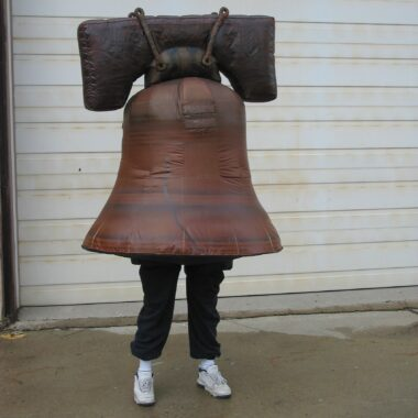 Liberty Bell Inflatable Costume