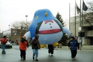 Penguin (Polly) Parade Balloon
