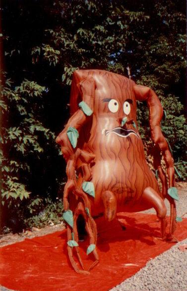 Spooky Tree Inflatable Costume