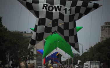 Stars Parade Balloon, 22'