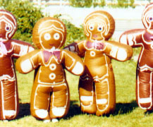 Gingerbread Cookie Costumes