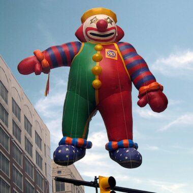 Circus Clown Parade Balloon