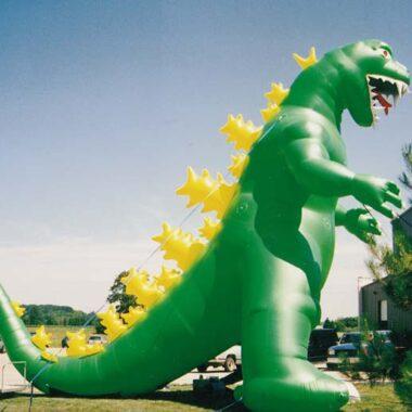 Godzilla Parade Balloon, 35'