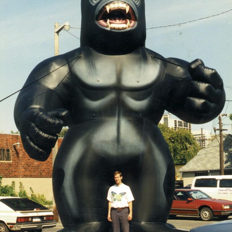 Gorilla (King Kong) Parade Balloon, 20'