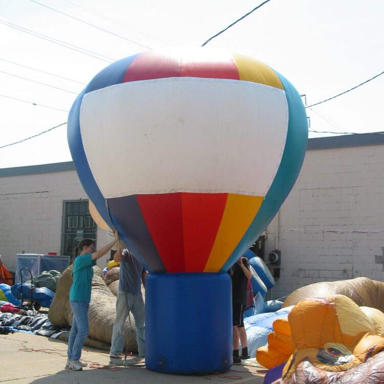 Hot Air Shape Event Balloon, 20'