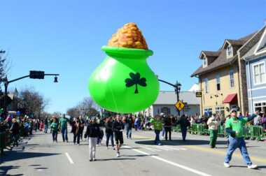 Pot o' Gold Parade Balloon