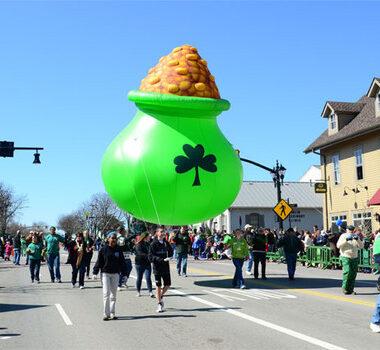 Pot o' Gold Parade Balloon