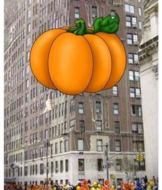 Pumpkin Parade Balloon