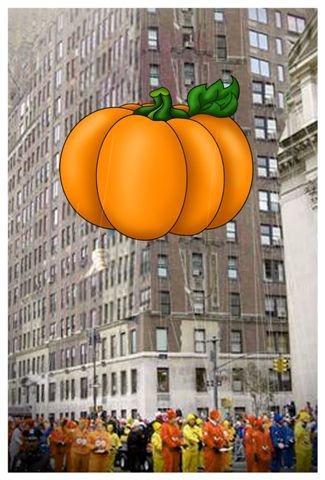 Pumpkin Parade Balloon