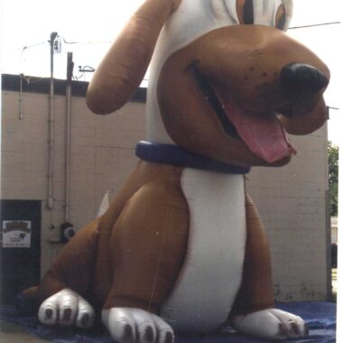 Puppy Parade Balloon, 20'