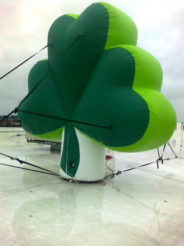 Shamrock Parade Balloon