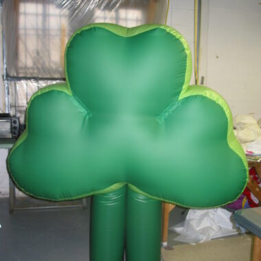 Irish Shamrock Inflatable Costume