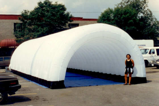 Sports Tunnels Inflatable, 25'