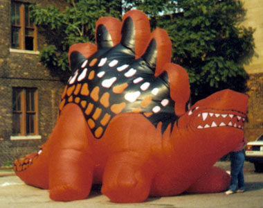 Dinosaur (Stegosaurus) Parade Balloon