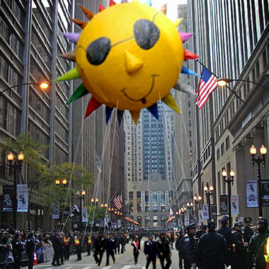 Sun Parade Balloon