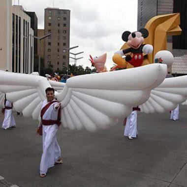 angel wings inflatable
