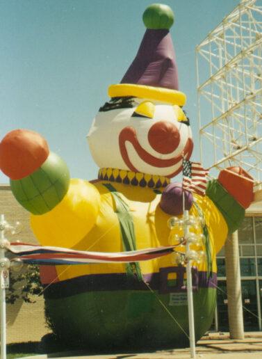 Happy Clown Parade Balloon, 20'