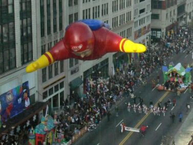 Super Hero Parade Balloon