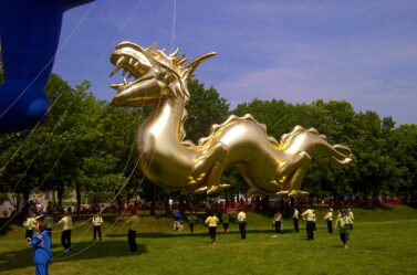 Chinese Dragon Parade Balloon