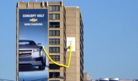 Chevy Volt Ad Campaign
