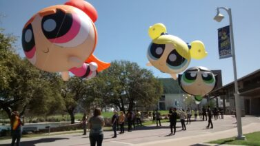 Powerpuff Girls Parade Balloons
