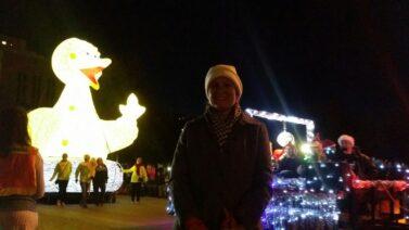 Big Bird Lighted Parade Balloon