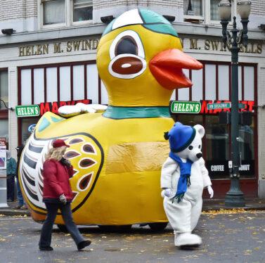 Rubber Duck Parade Balloon